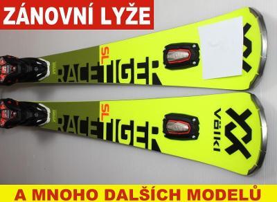 Lyže VOLKL RACETIGER SL 155cm NOVÉ TOP STAV