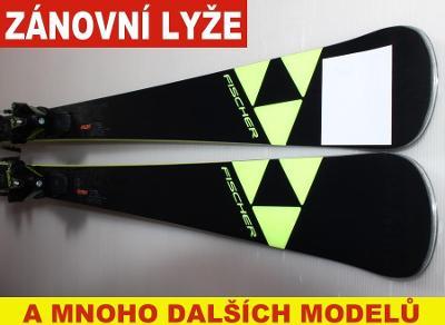 Lyže FISCHER RC4 WORLDCUP RC 175cm NOVÉ TOP STAV