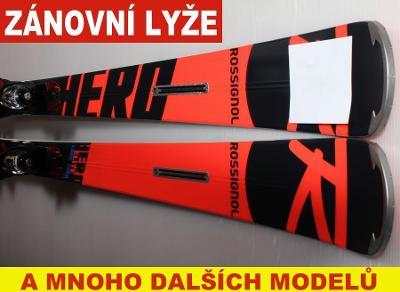 Lyže ROSSIGNOL HERO ELITE LT Ti 172cm NOVÉ