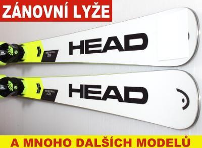Lyže HEAD WORLDCUP REBELS i.GSR 165cm NOVÉ