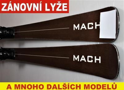 Lyže MACH Black 170cm