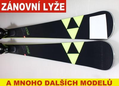 Lyže FISCHER RC4 WORLDCUP SC 170cm NOVÉ rok 2019
