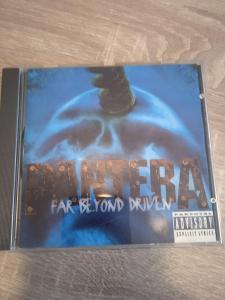 CD PANTERA-FAR BEYOND DRIVEN
