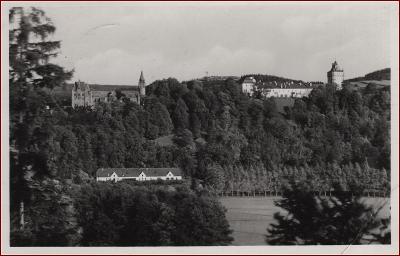 Hradec nad Moravicí (Grätz bei Troppau) * partie * Opava * M488
