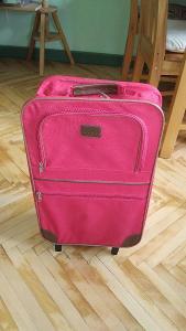 kufr, kabinové zavazadlo