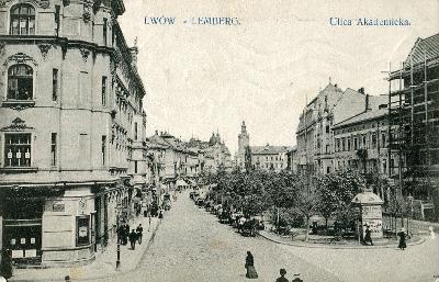 Lvov / Lwów (Ukrajina)