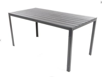 PALERMO SET - stůl (Mírné prohnutí desky)