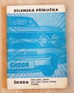 Dílenská příručka Škoda.
