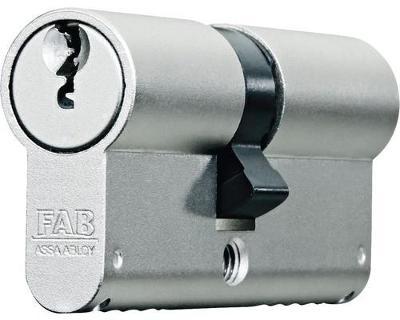 bezpečnostní cylindrická vložka FAB 2000BDPNs/29+35, 5 klíčů, nová