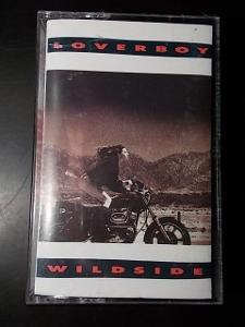 LOVERBOY .............. IMPORT USA ! / MC originál kaseta
