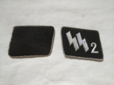Nemecke patky Germania SS III Rise