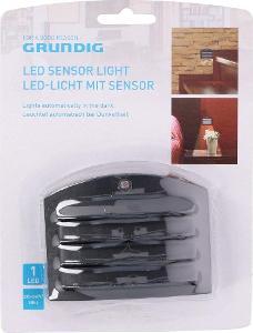 Led světlo se senzorem do zásuvky