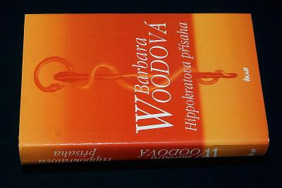 Hippokratova přísaha -  Barbara Wood  (l29)