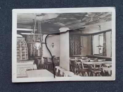 Krkonoše Trutnov Riesengebirge Horský hotel Černý letectví Luftwaffe