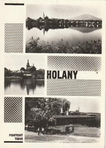 Holany - město, pionýrský tábor