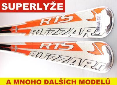 Lyže BLIZZARD RTS 167cm