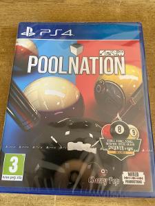 PS4 Pool Nation (nová)