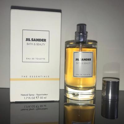 Jil Sander Bath and Beauty Eau de Toilette 50 ml
