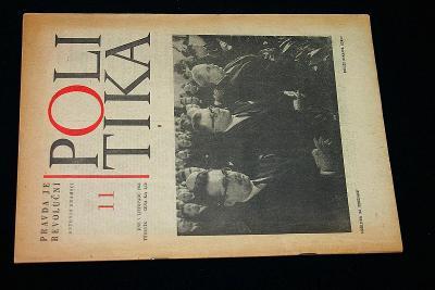 Politika  11/1968    (l28)
