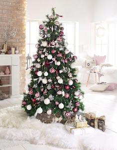 Umělý vánoční stromek 150 cm (72123123) _G489