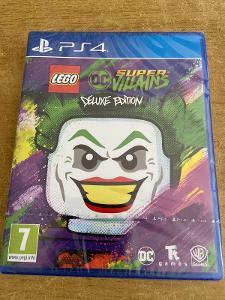 PS4 Lego DC Super Villains Deluxe Edition (nová)