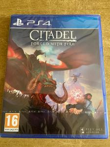 PS4 Citadel: Forged with Fire (nová)