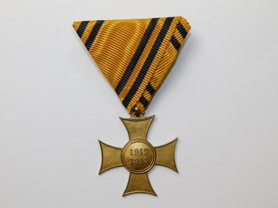 R-U vyznamenání - mobilizační kříž