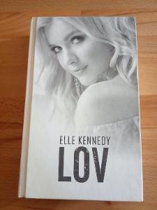 kniha Lov, Elle Kennedy
