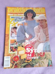 Časopis Praktická žena, 8/1996