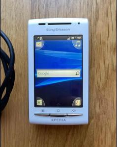Mobilní telefon Sony Ericsson x8