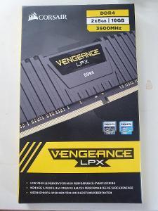Corsair 16GB KIT DDR4 3600MHz CL18 Vengeance LPX