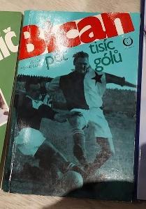 Pepa Bican_pět tisíc gólů