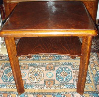 thonet art-deco malý stolek