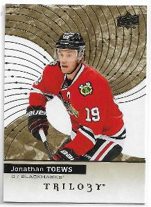 2017-18 - Trilogy - Jonathan Toews - Chicago Blackhawks