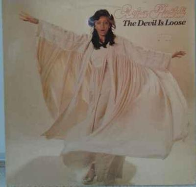 LP Asha Puthli - The Devil Is Loose, 1976 EX
