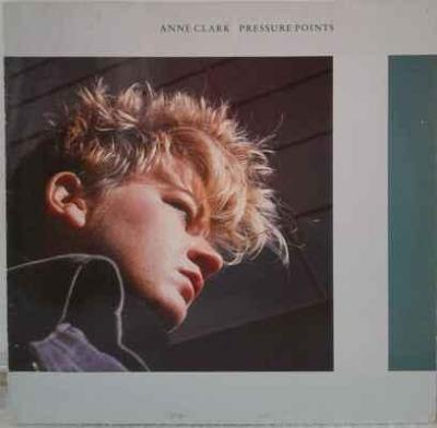 LP Anne Clark - Pressure Points, 1985 EX