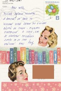Knihy a dívky