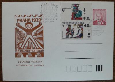 Perfin - Výstava Praha 1979