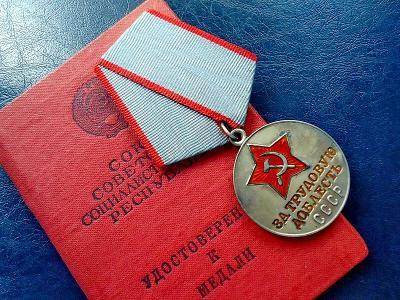 Stribrna medaile SSSR Kompletni TOP Stav