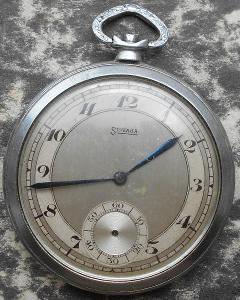 Kapesní hodinky - cibule - SILVANA
