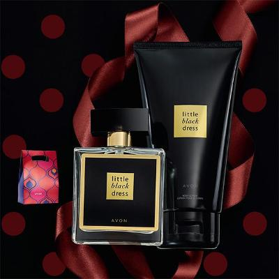 Sada Little Black Dress Avon