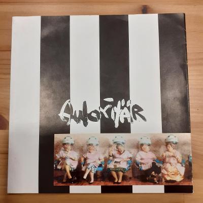 "AUTORITÄR     7""EP"