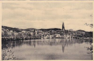 Sudety, Nejdek, text 28.8.1938 (Karlovy Vary) - Německo.