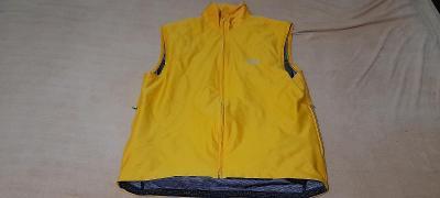 Cyklistika vesta žlutá