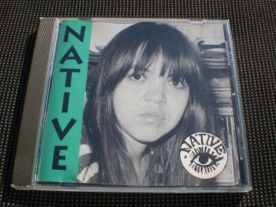 Native (Ivan Král), 1992, CD, hrál s Patti Smith, Iggy Popem,J.Calem..