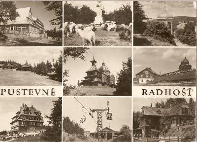 Beskydy - Pustevně - Radhošť