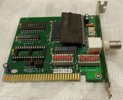 Síť. karta ISA (1989)