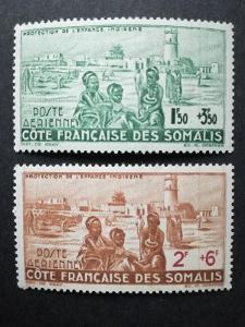 FRANC. Somálsko