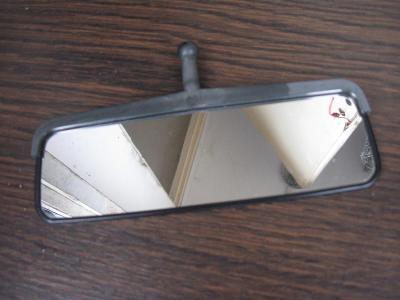 Originální vnitřní zpětné zrcátko TRABANT 601 S - pěkné