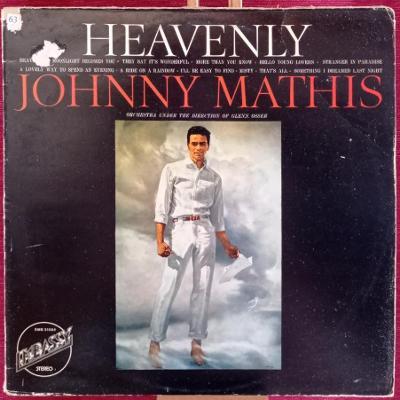 Johnny Mathis – Heavenly (LP 1959 UK, Holland)